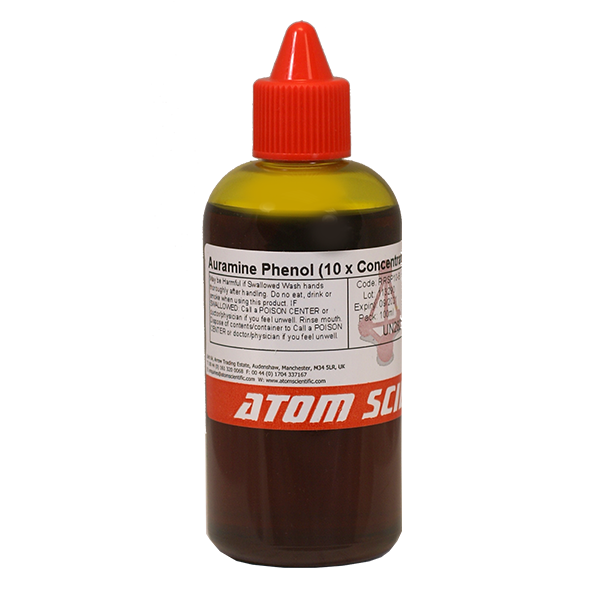 Auramine Phenol (10 x Concentrate)